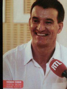 Frédéric FERRER - RTL