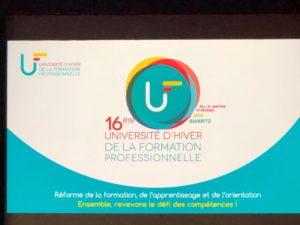 UHFP 16ème