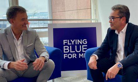 Flying Blue: rencontre avec Frédéric Kahane
